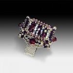 Crystal Tile Bracelet - Ring variation 2010