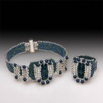 Guild Bracelet and Ring - indicolite 2011