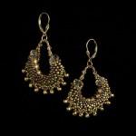 Mezzaluna Earrings